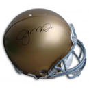 Notre Dame Fighting Irish Signed Full Sized Helmets