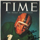 Notre Dame Fighting Irish Signed Magazines