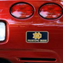 Notre Dame Fighting Irish Auto Accessories
