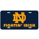 Notre Dame Fighting Irish License Plate & Frames