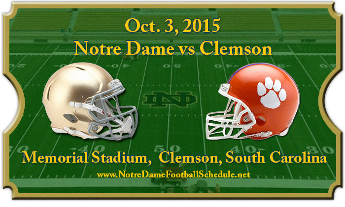 score of the notre dame game who won the college football game last night