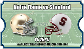 Stanford Cardinal vs Notre Dame Fighting Irish Tickets