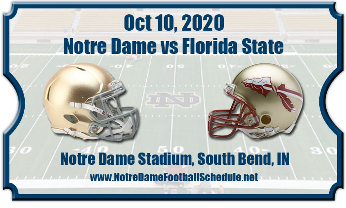 notre dame football schedule - photo #7